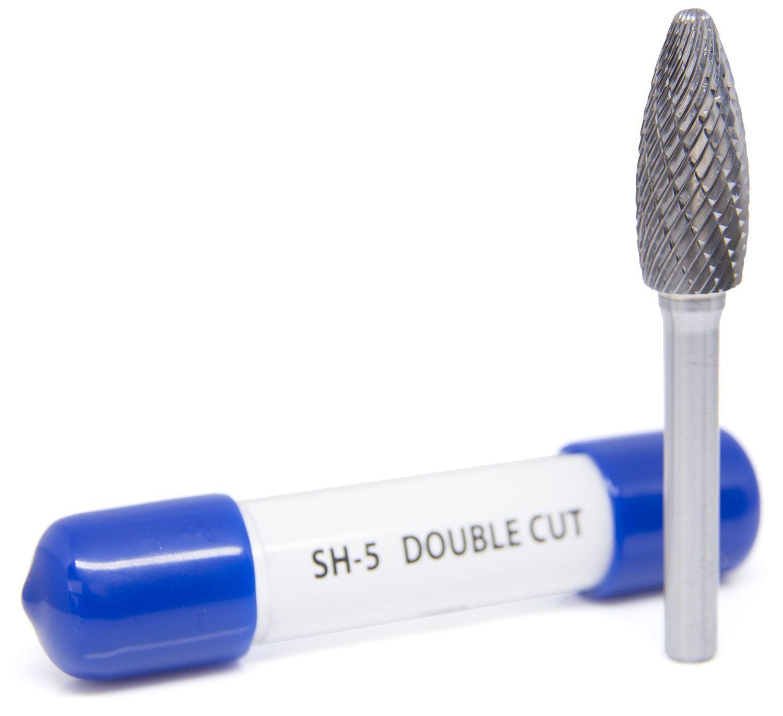 SD-5 Ball Shape Premium Double Cut Tungsten Carbide Burr