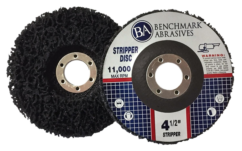 Exceeder stripper disc